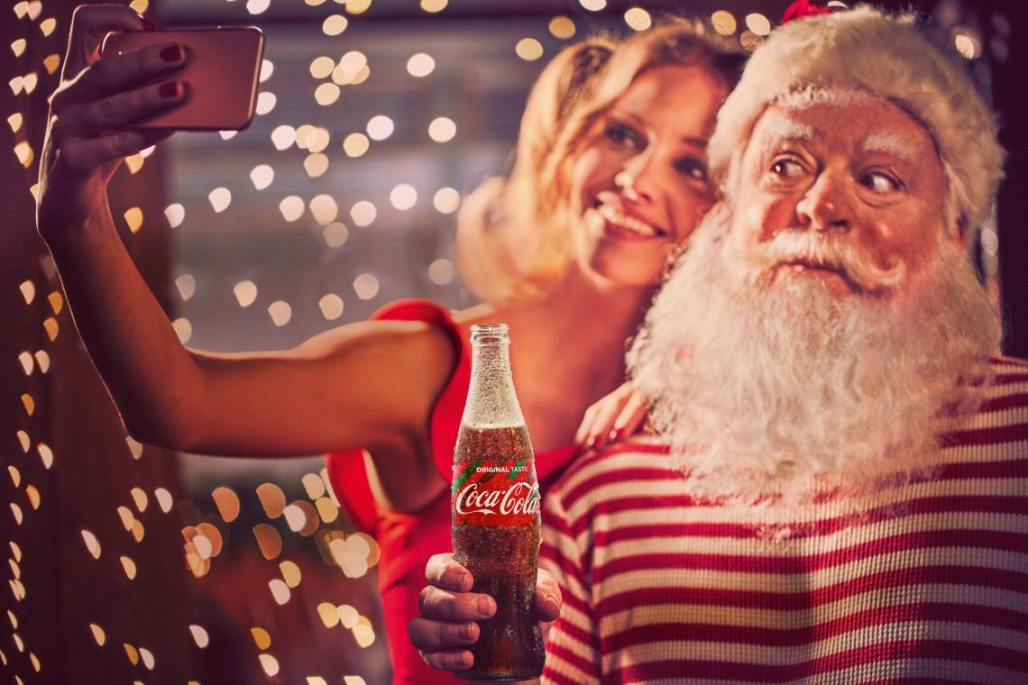 Coca Cola Werbung Weihnachten.Referenzen Coca Cola Weihnachten 2018